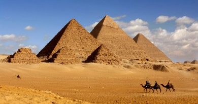 Cheap flight ticket to Egypt – Budget airlines in Egypt