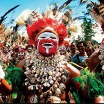 Papua New Guinea's festivals are a highlight of any visit
